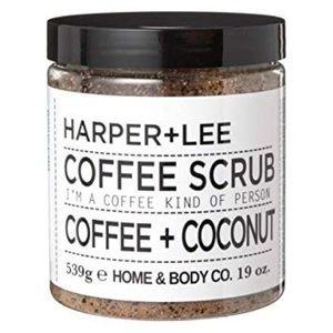‼️3 FOR $15‼️Harper Lee Coffee Coconut Body Scrub